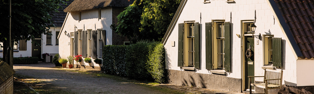 kerkstraat in batenburg